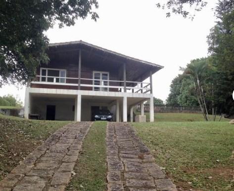Chácara com 4 dormitórios à venda, 3150 m² por R$ 900.000,00 - Colinas do Mosteiro de Itaici - Indaiatuba/SP