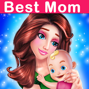 Best Mom In The Entire World For PC (Windows & MAC)