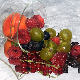 multicolor fruits by LADOCKi Elvira - Food & Drink Fruits & Vegetables