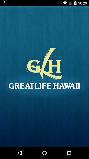 GreatLife Hawaii Screenshot