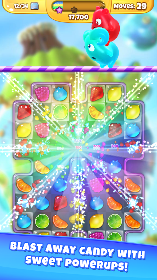 Yummy Gummy Screenshot 3