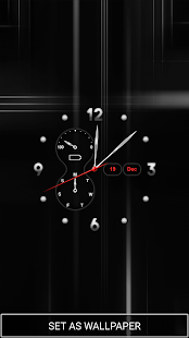 Cool Clock Live Wallpaper   Android Apps On Google Play