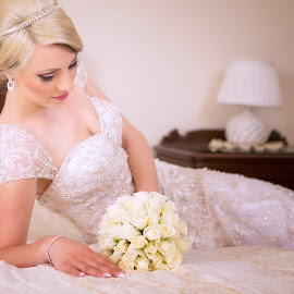 Bride 5873 by Keith Darmanin - Wedding Bride ( smooth, getting ready, accessories, kitz, photography, soft, love, blonde, sweet, girl, bridal, accessory, kitz klikz, malta, wedding, weddings, keith darmanin, flowers, bride, flower )