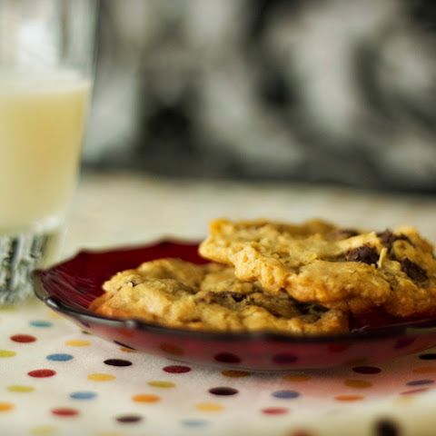 Get-a-Date Chocolate Chip Cookies (Scratch)