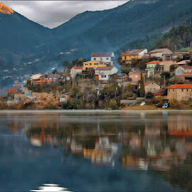 Gerês by Antonio Marciano - Landscapes Waterscapes ( waterscape, reflections, river )