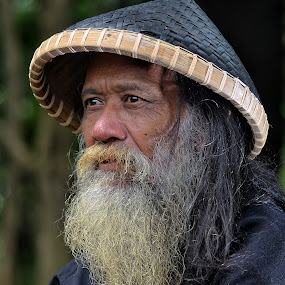 by Girdan Nasution - People Portraits of Men ( senior citizen )