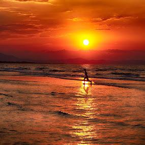 by Lino Tabangin - Landscapes Sunsets & Sunrises (  )
