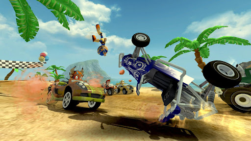 Beach Buggy Racing screenshot 11