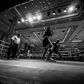 Total Boxing by Reza Roedjito - Sports & Fitness Boxing