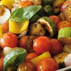 Roasted Ratatouille Wraps Recipe | Yummly