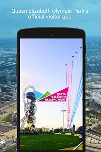 Queen Elizabeth Olympic Park - screenshot