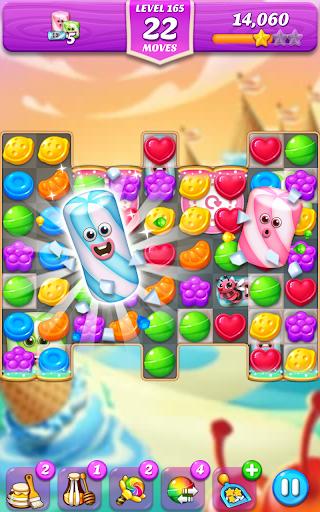 Lollipop & Marshmallow Match3 screenshot 3