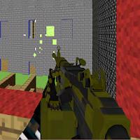 Combat Pixel Arena 3D Multiplayer For PC