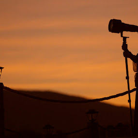 Nikkor 600mm f4 by Cristobal Garciaferro Rubio - Products & Objects Technology Objects ( 600 mm f4, sunset, mexico, nikkor, nikon )