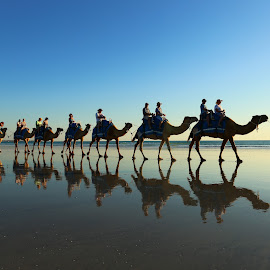 Cable beach by Zoe Vaughan - People Group/Corporate