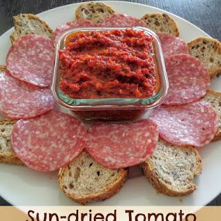 Sun Dried Tomato Parmesan Spread Recipes