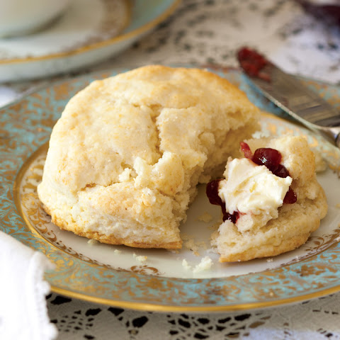 Cream Cheese Scones
