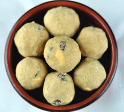 WHEAT FLOUR LADDU - ATTA LADOO