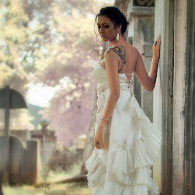 by Arnold James - Wedding Bride