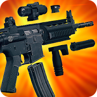 Gun Builder 3D Simulator pour PC (Windows / Mac)