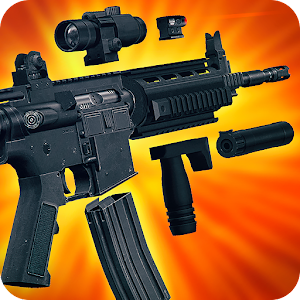 Gun Builder 3D Simulator For PC (Windows & MAC)