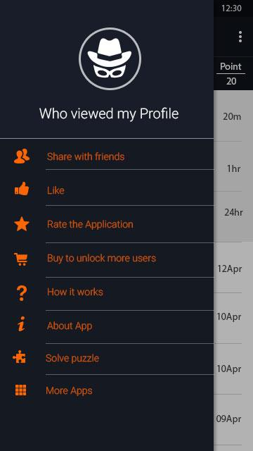 Profile Tracker For Whatsapp Screenshot 2