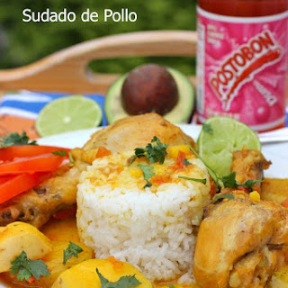Sudado de Pollo (Colombian-Style Chicken Stew)