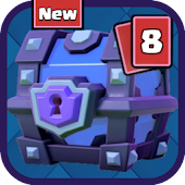 Chest for Clash Royal Icon
