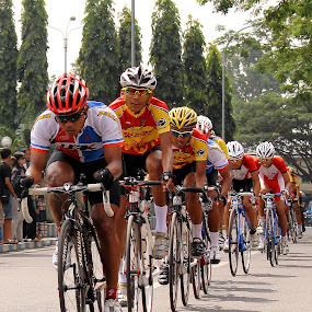Road Race by Dino Dion - News & Events Sports
