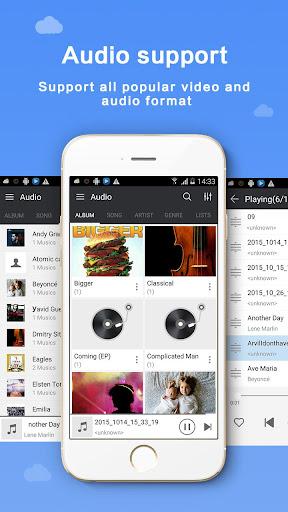 HD Video Player - Media Player screenshot 4