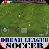 Guide Dream League Soccer 16 APK for Bluestacks