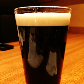 Broad Axe Stout  3757 by Jim Suter - Food & Drink Alcohol & Drinks (  )