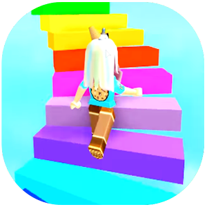 Jumping Into Rainbows Random Game Play Obby Guide For PC / Windows 7/8/10 / Mac – Free Download