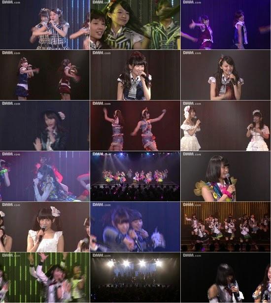 "(LIVE)(公演) NMB48 チームM ""RESET"" 公演 140731 & 140801 & 140802 & 140821 & 140822"