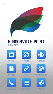 Hobsonville Point Primary - screenshot