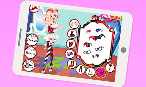 Dress Up Harley Quinn For PC