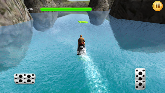 Jetski Parking 3D - screenshot