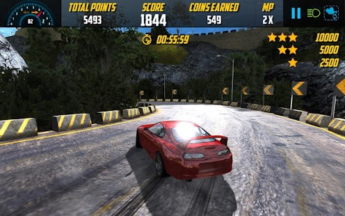 Game Burnout Drift 2 APK for Windows Phone