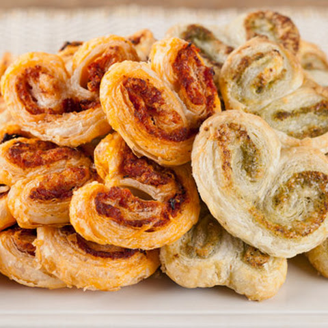 10 Best Puff Pastry Cheese Palmiers Recipes | Yummly