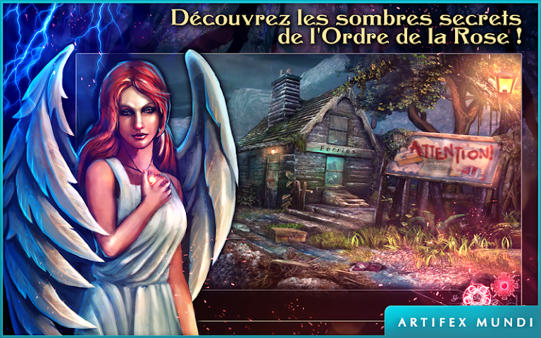 android Sombre héritage (Full) Screenshot 0