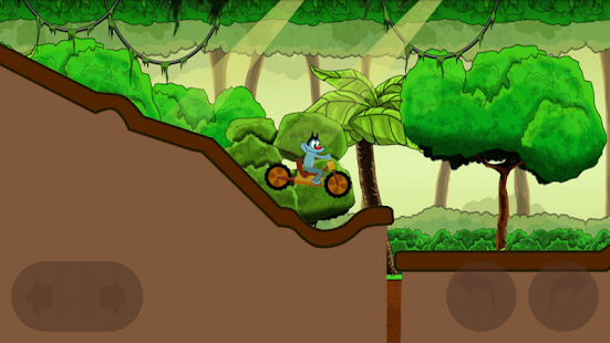 Oggy Bike - screenshot