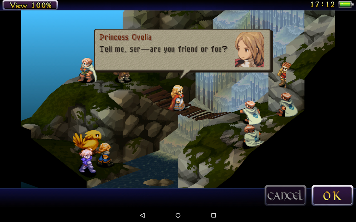 FINAL FANTASY TACTICS : WotL Screenshot 6