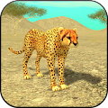 Game Wild Cheetah Sim 3D apk for kindle fire