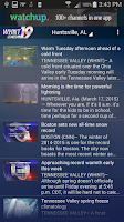 Screenshot of LiveAlert19