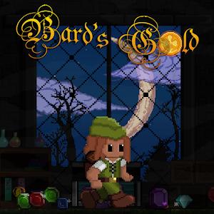 Bard's Gold : Retro Action Platformer For PC (Windows & MAC)