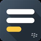 App BlackBerry Notes APK for Windows Phone
