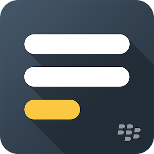 BlackBerry Notes App