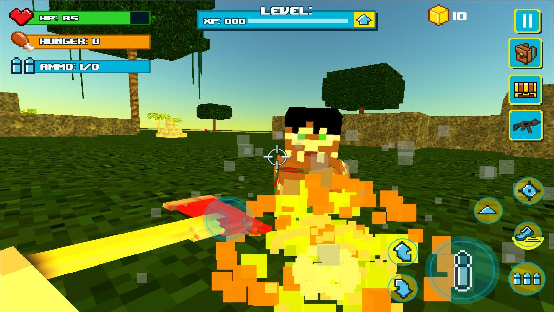 Survival Games Block Island Screenshot 1
