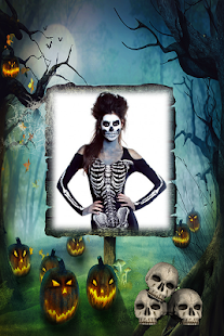 Haunted Halloween Photo Frames - screenshot