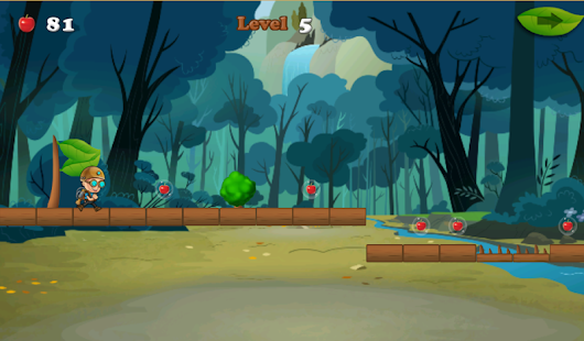 Run Little Army - screenshot